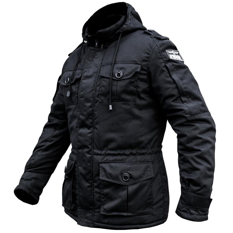 "Куртка зимняя ""RAPTOR-2"" Black"
