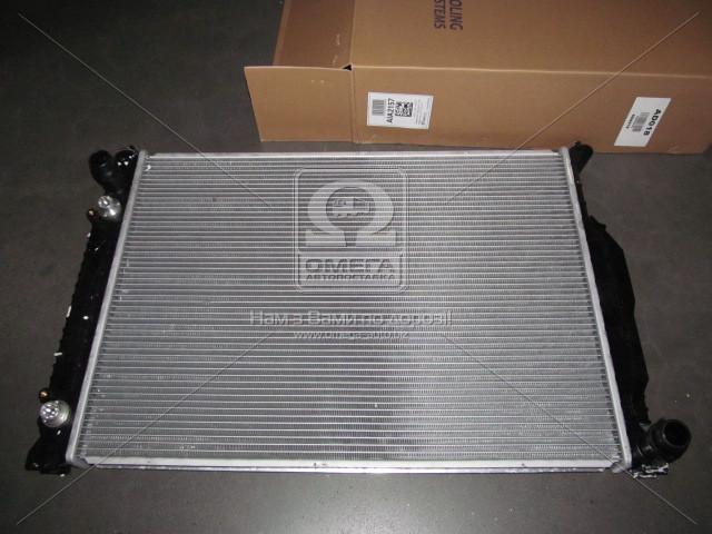 Радиатор охлаждения двигателя AUDI A6 2.5TD AT 97-01 (Ava). AIA2157 AVA COOLING