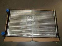Радиатор охлаждения двигателя DOBLO 1.9D MT +AC 00- (Ava). FTA2262 AVA COOLING