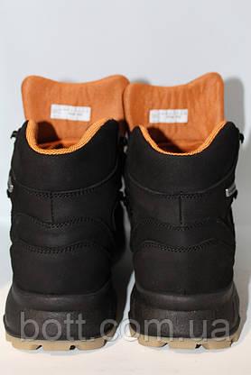 Кожаные зимние спортивные ботинки, фото 3