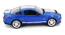 Машинка радиоуправляемая 1:14 Meizhi Ford GT500 Mustang (синий), фото 3