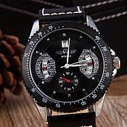 Мужские механические часы Winner F1, фото 3