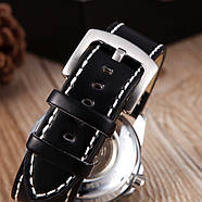Мужские механические часы Winner F1, фото 5