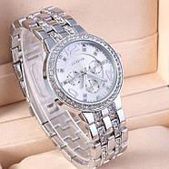 Женские часы Geneva Silver, фото 2
