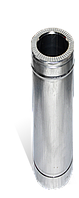 Версия-Люкс (Кривой-Рог) Труба, н/оц, 1м, толщиной 0,8 мм, диаметр 150мм