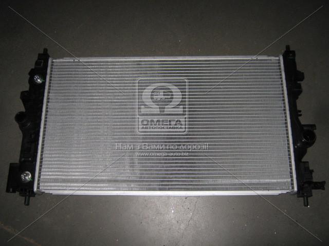 Радиатор охлождения CHEVROLET CRUZE, OPEL ASTRA J (пр-во AVA). OL2546 AVA COOLING