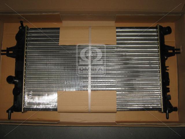 Радиатор охлаждения ASTRAG/ZAFIRA 14/16MT +AC(пр-во AVA). OLA2296 AVA COOLING