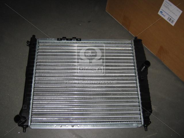 Радиатор охлаждения CHEVROLET AVEO (MT, -A/C) (TEMPEST). TP.1561636