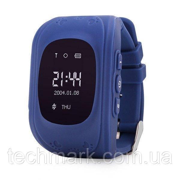 Смарт-часы Smart Watch Q50 OLED Dark Blue
