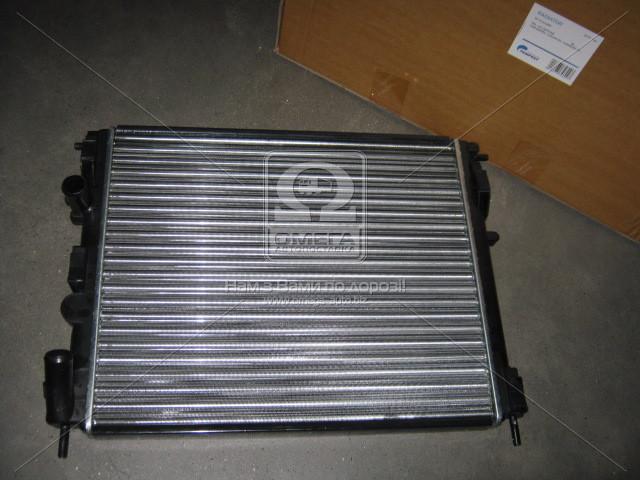 Радиатор охлаждения DACIA LOGAN 04-/ KANGOO 97- (TEMPEST). TP1563809