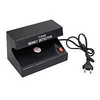 Детектор проверки банкнот на подлинность UKC 118AB Battery ультрафиолетовый