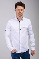Мужская рубашка Varetti белая 1054