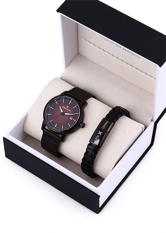 Годинник Daniel Klein DK12163-4 набір (годинник + браслет)
