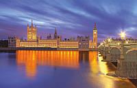Схема для вышивки бисером Серия огни ночного города Лондон  КМР 2131