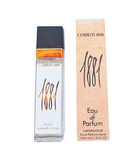 Cerruti 1881 - Travel Perfume 40ml #B/E