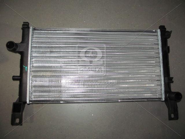 Радиатор охлаждения двигателя FIESTA3 1.4/1.6/1.8D 89- (Ava). FD2127 AVA COOLING