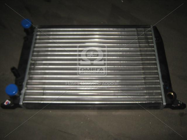 Радиатор охлаждения двигателя AUDI 80 1.6/1.8 MT 86-91 (Ava). AIA2028 AVA COOLING