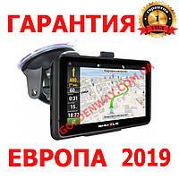 Автомобильный GPS навигатор Shuttle PNA-5010 + Карты Европы 2018 IGO Primo