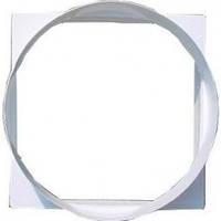 Переходник с квадрата на круг д=100