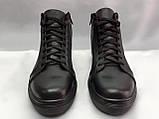 Стильные зимние ботинки-кеды Vankristi, фото 4