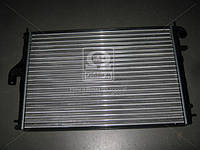 Радиатор охлаждения DACIA LOGAN 1,5Cdi 05-,DUSTER 10- (TEMPEST). TP1510637613