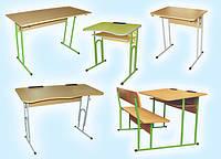 Столы и парты ученические