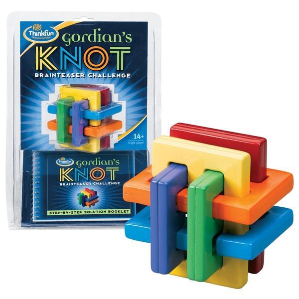 Игра-головоломка Гордиев узел | ThinkFun Gordian's Knot