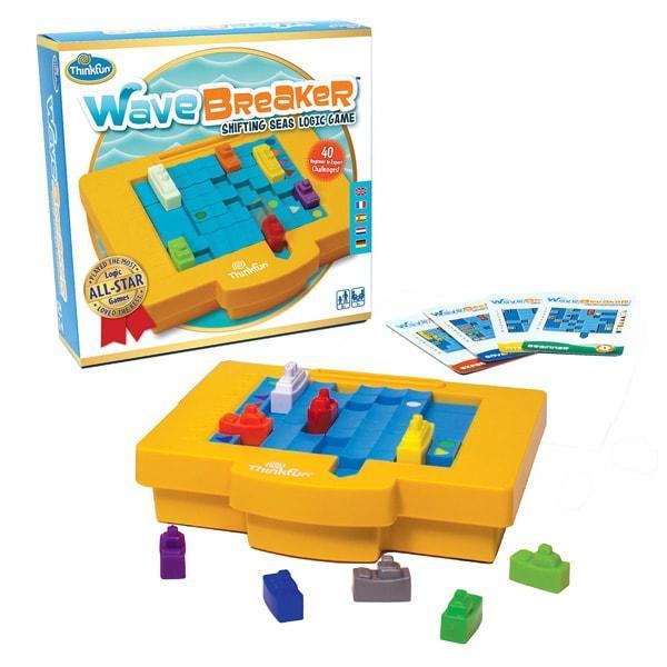 Настольная игра головоломка | Волнорез | Wave Breaker | ThinkFun (USA)