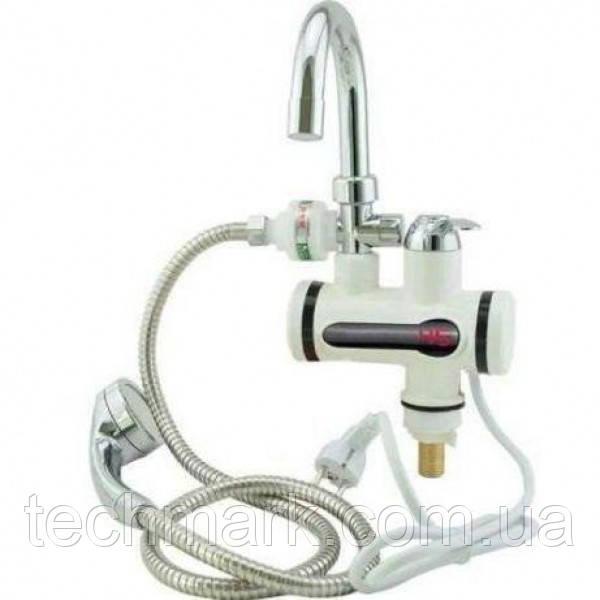 Проточный водонагреватель Water Heater Delimano с душем