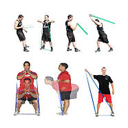Резина для спорта CrossFit, эспандер XXS, фото 4