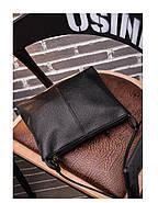 Женская сумочка через плечо черного цвета, Жіноча сумочка, Клатч, фото 2