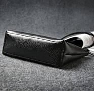 Женская сумочка через плечо черного цвета, Жіноча сумочка, Клатч, фото 5