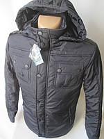 Теплые куртки с капюшоном для мужчин., фото 1