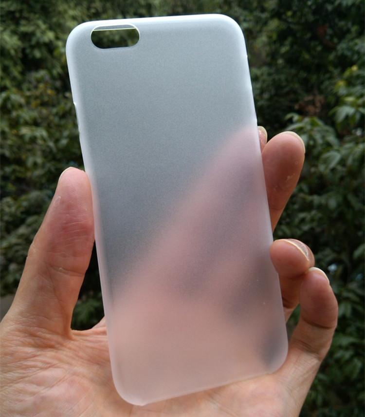 """Матовый чехол Apple iPhone 6 / 6S 4.7"""" Белый"""
