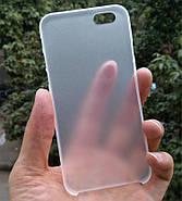 "Матовый чехол Apple iPhone 6 / 6S 4.7"" Белый, фото 2"