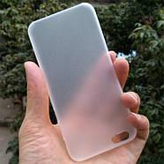 "Матовый чехол Apple iPhone 6 / 6S 4.7"" Белый, фото 3"
