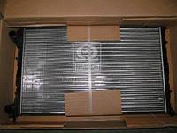 Радиатор охлаждения двигателя FIAT Doblo 00- (пр-во NRF). 53627