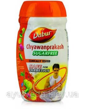 Чаванпраш без сахара, 500 г, производитель Dabur; Chyavanprashad Sugar Free , 500 g