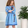 """Платья с вышивкой """"Мальвочка"""" от 4 до 13 лет, фото 2"""