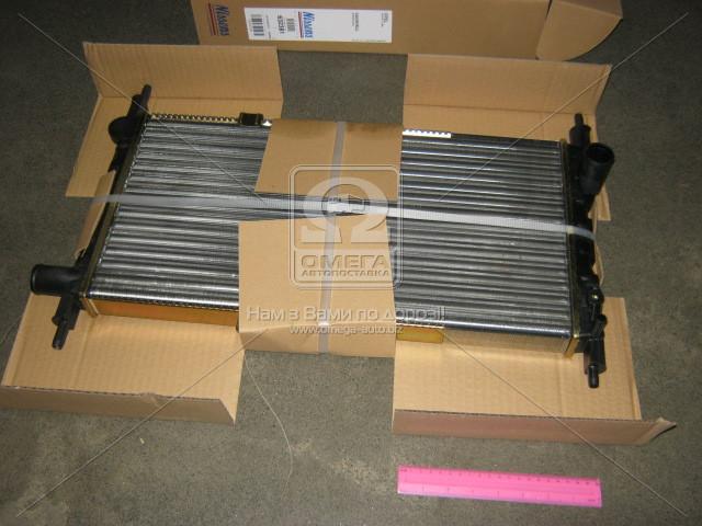 Радиатор охлаждения OPEL KADETT E (84-) 1.3 (пр-во Nissens). 632381