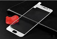 Защитное стекло Meizu M3s / M3 / M3 mini full cover white, фото 2