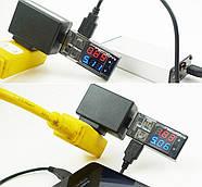 USB тестер Keweisi KWS-10VA амперметр вольтметр, фото 5