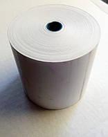 Кассовая лента 80мм*100м термо, втулка 12 мм Касова Стрічка Чековая Лента