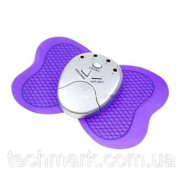 Электронный массажер UTM бабочка Фиолетовый