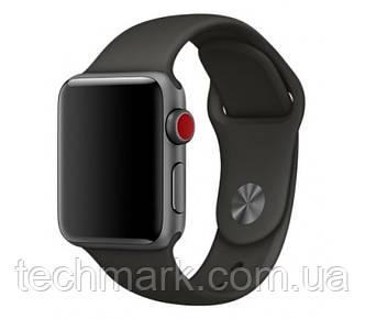 Ремешок для Apple Watch Silicone Band 42 mm Black