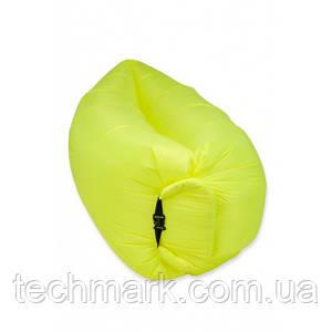 Надувной матрас-гамак UTM 2,2 м Желтый