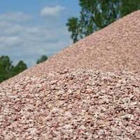 Мраморная крошка, цвет розовый, фр 5-10
