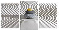 Модульная картина Декор Карпаты 100х53 см (M3-t145)