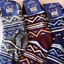 Чоловічі зимові шкарпетки Термо утеплені хутром, фото 4
