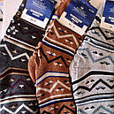Чоловічі зимові шкарпетки Термо утеплені хутром, фото 3